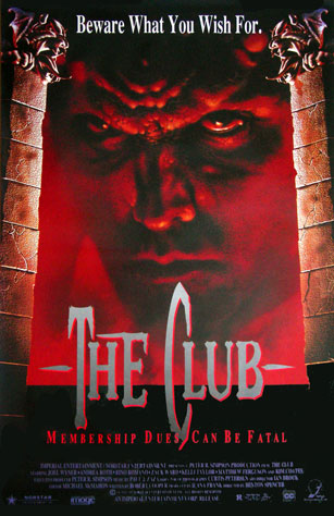 Movie Review: The Club (1994) HORRORATHON | Film Freak Reviews