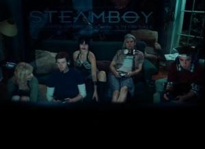 Looks like a fun group, and hey, a Steamboy banner! They must have good taste!