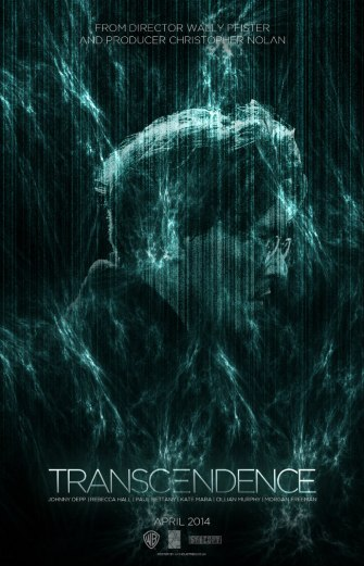 Transcendence-data-cloud-of-Johnny-Depp-movie-poster