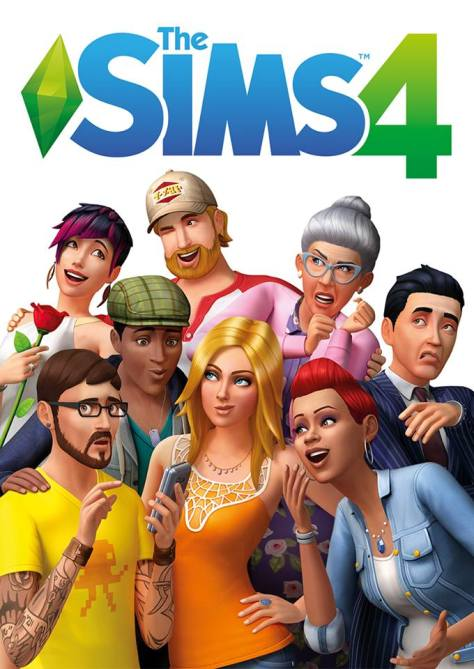 Les-Sims-4-Cover-art