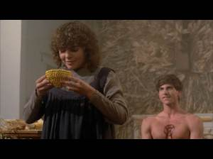 I suppose worshiping corn is somewhat acceptable.